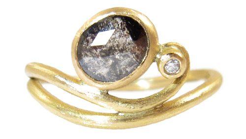 d2af7dcb95cf Diamanter - fattet i unikke smykker hos Castens - Diamanter